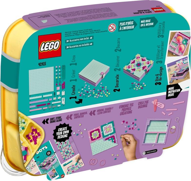 Konstruktorius LEGO®DOTs 41915 Brangenybių dėžutė
