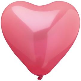 Papstar Heart Balloons Ø26cm 10PCS