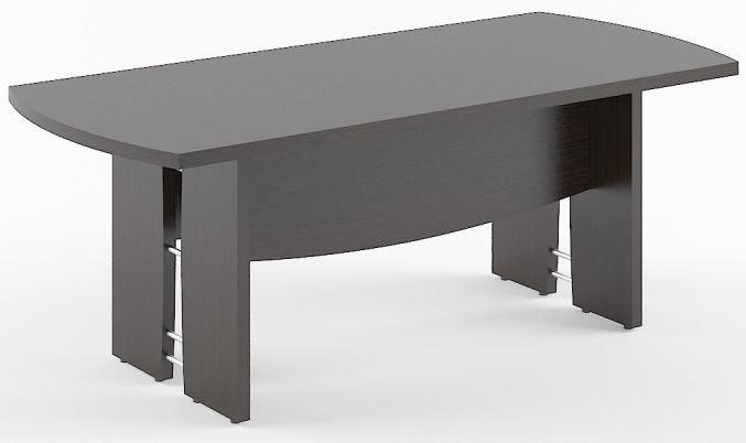 Konferenču galds Skyland B 121, brūna