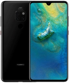 Mobilusis telefonas Huawei Mate 20 Black, 4GB/128GB