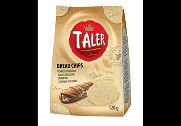 Traškučiai Taler duonos skonio, 120 g