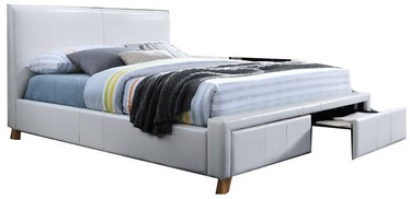 Signal Meble Bed Neapoli White 171x221cm