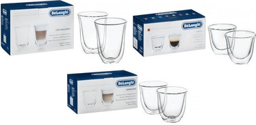 De'Longhi Glasses Set 6pcs