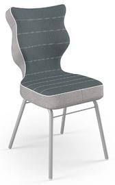 Детский стул Entelo Solo CR06, серый, 310 мм x 695 мм