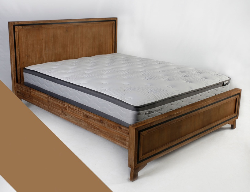 Home4you Bed Richard With Mattress Harmony Duo