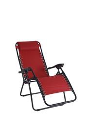 Atpūtas krēsls Mallorca, sarkans