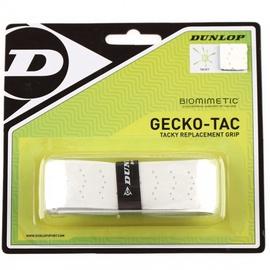Tenisa raketes roktura lenta Dunlop Gecko-Tac, balta