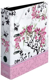 Herlitz Lever Arch File A4 Ladylike Bloom 11233020