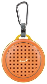 Belaidė kolonėlė Genius SP-906BT Bluetooth Speaker Orange