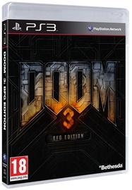 Игра для PlayStation 3 (PS3) Doom 3 BFG Edition PS3