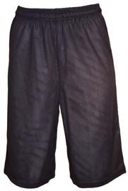 Bars Mens Basketball Shorts Dark Blue 176 XL