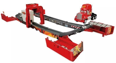 Mattel Cars Mack Super Track Transforming Vehicle FPK72
