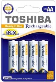 Toshiba Battery Ni-MH AA x 4