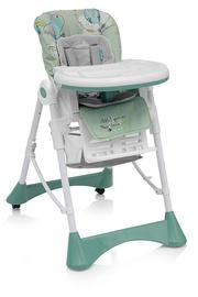 Стульчик для кормления Baby Design Pepe Bird 4, зеленый