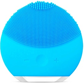 Forever Lina Mini Ultrasonic Facial Cleansing Brush Blue