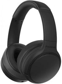 Ausinės Panasonic RB-M700BE Deep Bass Black, belaidės