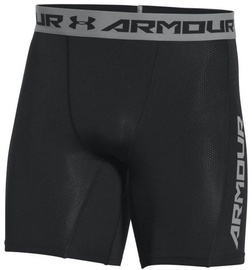 Under Armour Compression Shorts HG CoolSwitch 1271333-001 Black S