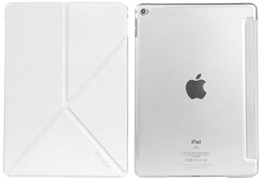 Remax Jane Smart Ultra Slim Book Case For Apple iPad Air 2 White