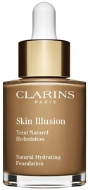 Clarins Skin Illusion Natural Hydrating Foundation SFP15 30ml 116.5