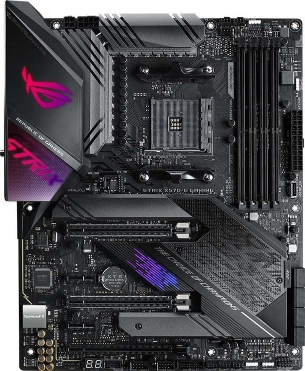 Mātesplate Asus ROG Strix X570-F Gaming