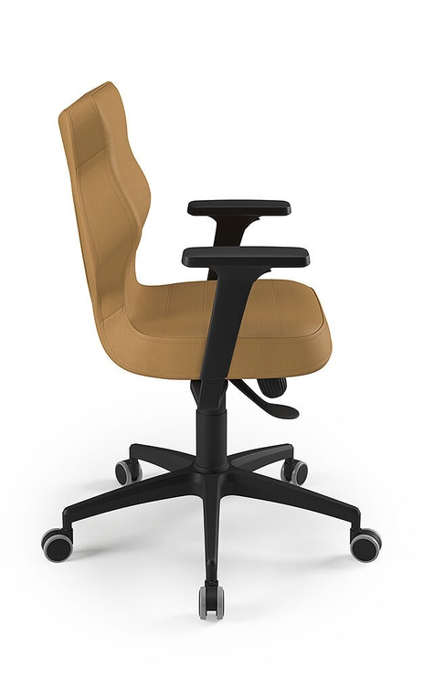 Entelo Perto Black Office Chair VE26 Beige