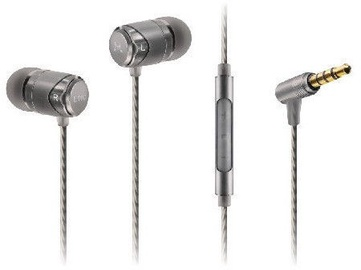 SoundMAGIC E11C In-Ear Earphones Gunmetal