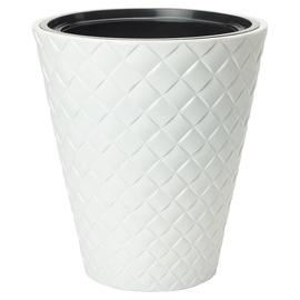 Вазон Form Plastic Makata 2820-011, белый