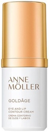 Anne Möller Goldage Eye And Lip Contour Cream 15ml