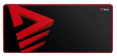 Savio Turbo Dynamic XL Gaming Mouse Pad Black/Red