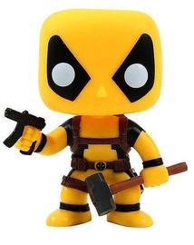 Funko Pop! Marvel Slapstick Deadpool Exclusive 157