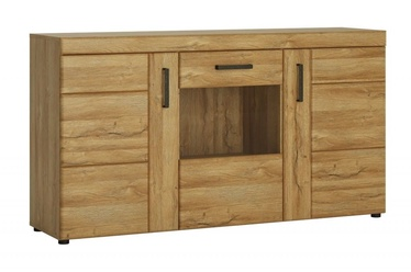 Meble Wojcik Cortina CNAK03 Chest Of Drawers Grandson Oak