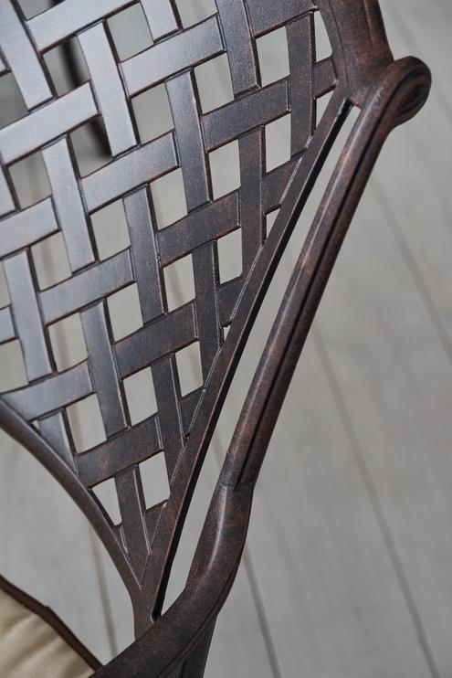 Metalinė sodo kėdė Masterjero Denver