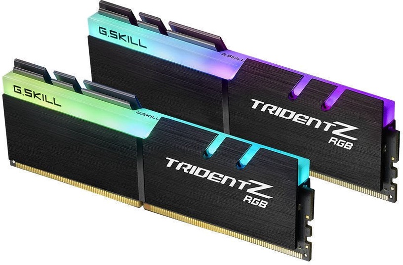 G.SKILL Trident Z RGB 16GB 3866MHz CL18 DDR4 KIT OF 2 F4-3866C18D-16GTZR