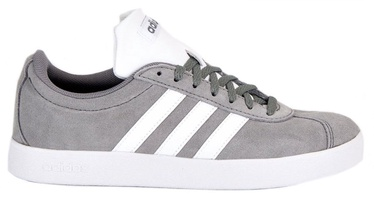Adidas Inspired VL Court 2.0 Shoes Grey 44