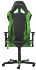 Žaidimų kėdė DXRacer Racing R0-NE Gaming Chair Black/Green