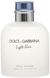 Tualetes ūdens Dolce & Gabbana Light Blue Pour Homme 125ml EDT