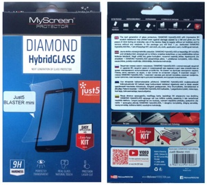 Tempered Glass Screen protector For Just5 Blaster Mini