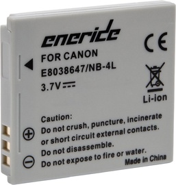 Eneride Battery E Can NB-4L 600mAh