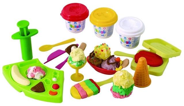 Playgo Dough Ice Cream Set 8592