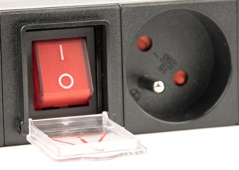 Удлинитель Gembird EG-PDU-014-FC14, 3 м
