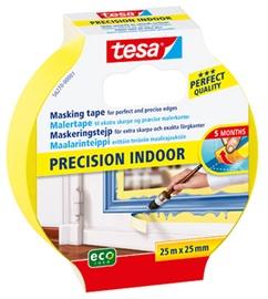 Masking tape Tesa Precision Indoor, 25m x 25mm
