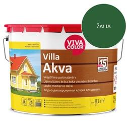 Värv Vivacolor, villa akva, 9 l