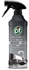 Plieninių paviršių valiklis CIF, 435 ml