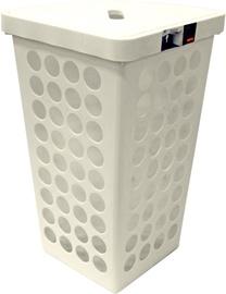 Plast Team Corner Laundry Basket White