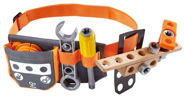 Lomu spēle Hape Scientific Tool Belt E3035