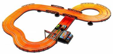 Brimarex Car Track Kidztech Hot Wheels 380cm Orange