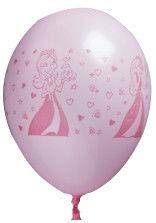 Viborg Princess Ballons 8pcs 80807H