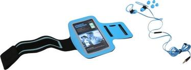 Ausinės Platinet PM1070 Sport Blue, belaidės