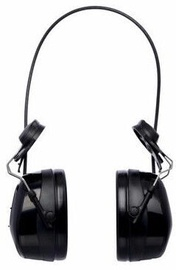 3M WorkTunesPro FM Radio Headphones Helmet Mount