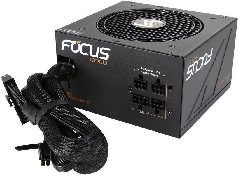 Seasonic Focus Plus 450W Gold